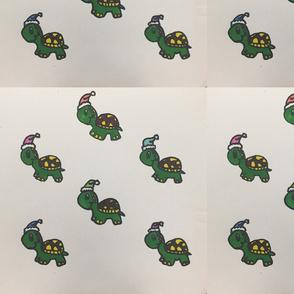 Christmas Turtle