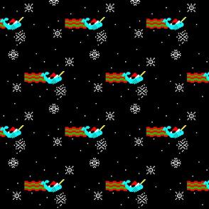 Nyanwhal Santa