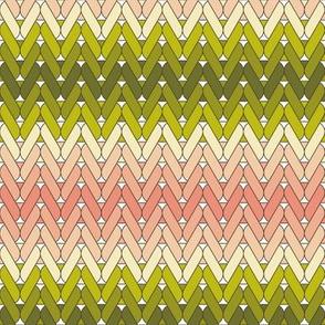 stockinette dim sum knit