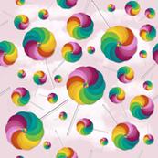 Lollipop Rain