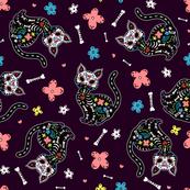 Isobar Durable Wallpaper. Dia de los Gatos