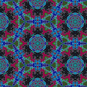 leaf kaleidoscope 14