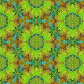 leaf kaleidoscope 11