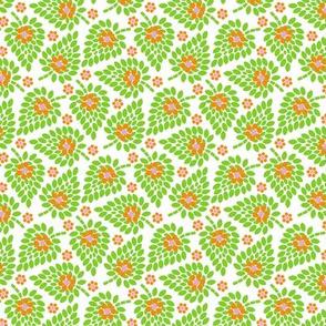 Retro Leafy