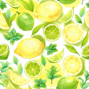 Citrus pattern