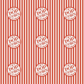 "custom 3"" Pop Corn logos - small stripe"
