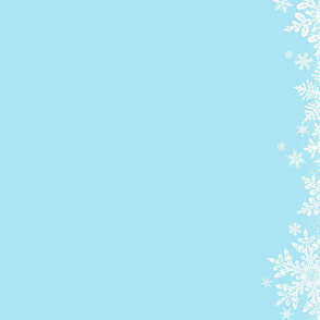 Snowy Tea Towel
