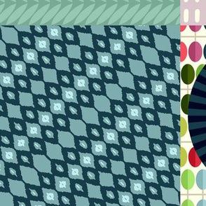leaf squares railroaded