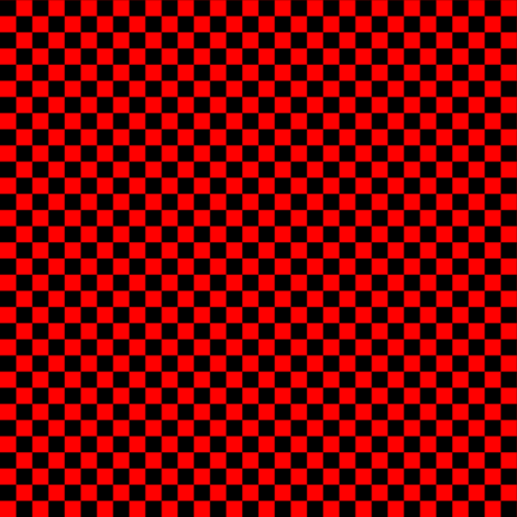 Quarter Inch Black And Red Checkered Wallpaper Mtothefifthpower