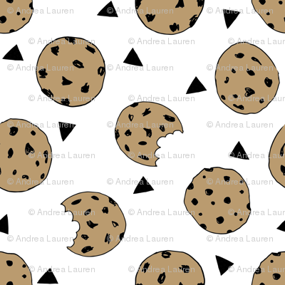 cookies // food kids nursery baby illustration