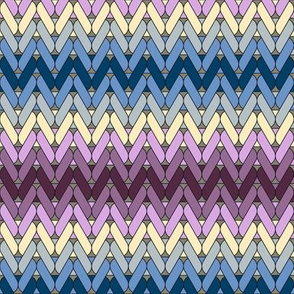 04898215 : moody twilight knitting