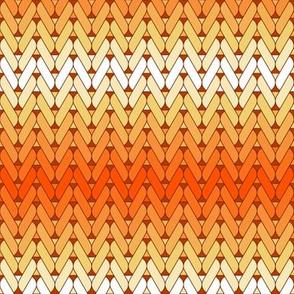 04899255 : knit me a scary pumpkin