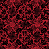 AFRICA_TILED_red