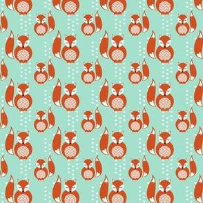 Adore Foxes