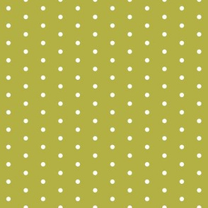 dot // spot polka dot lush green nursery baby
