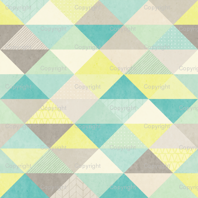 Textured Triangles