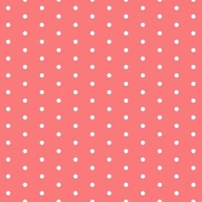 dot // dots polka dot sweet coral dots girls