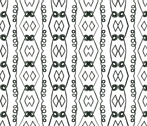 somethingmajesticspirals fabric by robinrichardsondesigns on Spoonflower - custom fabric