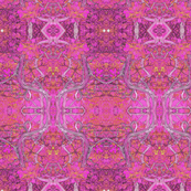 Pink Art Nouveau