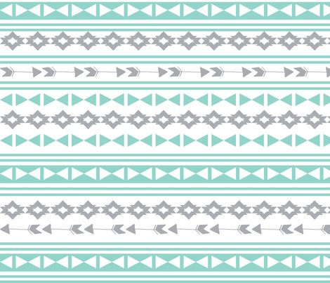 Rsouthwest_stripes_mint_grey_shop_preview