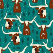 Texas Longhorns Brown