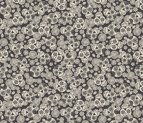 Sugarskulls-fabric-bw_shop_preview