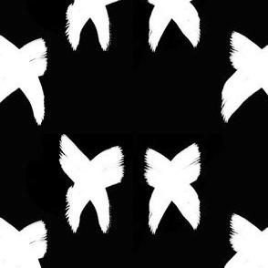 Spray Paint Cross