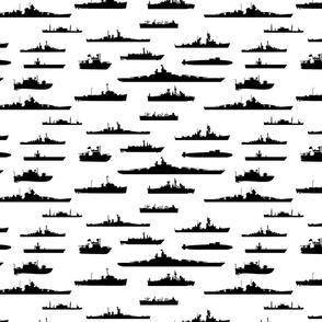 Battleship // Large