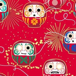 Daruma Noodle New Year