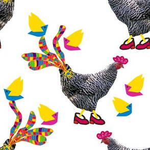 Pinata Fowl