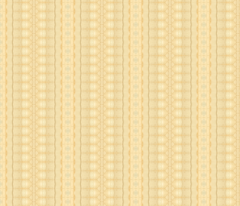 Turtle Shell (Creamy Yellow) fabric by belovedsycamore on Spoonflower - custom fabric