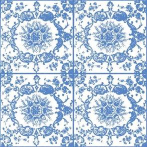 Orkney Stamped Tile