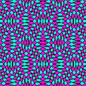 Wavy Checkerboard 01