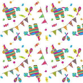 Pinata Flag Confetti