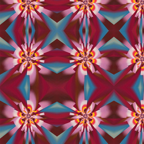 Faceted Floral 06