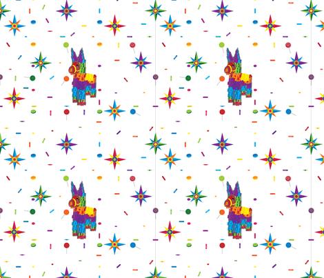 fabric-pinata fabric by a_jackson on Spoonflower - custom fabric