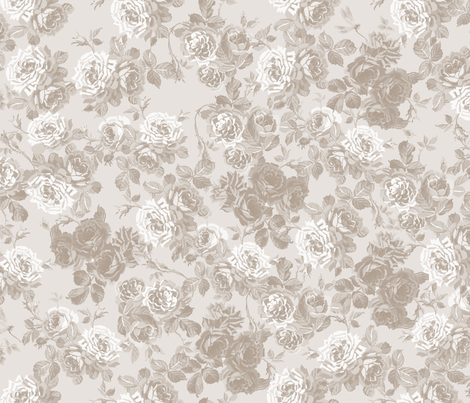 Jessimond in belgian linen fabric by lilyoake on Spoonflower - custom fabric