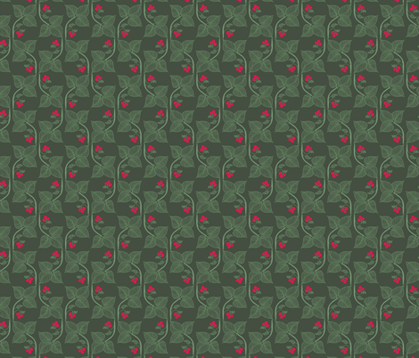 Berry Trail fabric by raymondwarenyc on Spoonflower - custom fabric