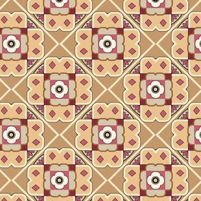 Mosaic Camel