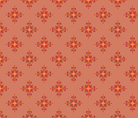 Gatehouse fabric by raymondwarenyc on Spoonflower - custom fabric