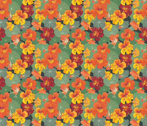 Park Riot fabric by raymondwarenyc on Spoonflower - custom fabric