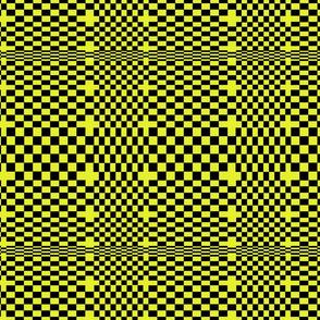 bob yellow checks