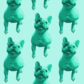 Bertie - Green
