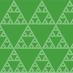 Sierpinski Christmas tree