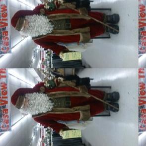 Santa's In Town!