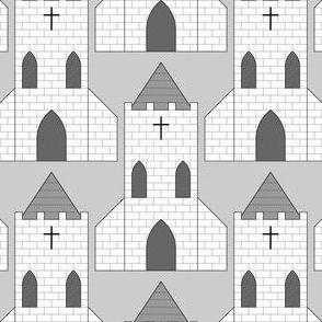 04916502 : © soulful church windows