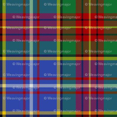 Crosser or Crozier tartan