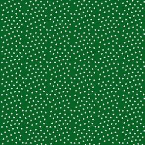 Halfmoon Forest Green Small