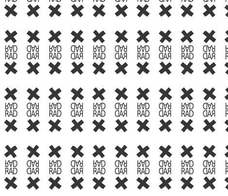 RAD_X-ed fabric by rileynicole on Spoonflower - custom fabric