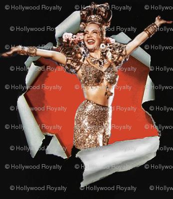 Carmen Miranda - Starburst